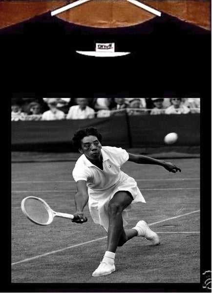 Althea Gibson T Shirt; Althea Gibson Tee Shirt