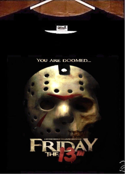 Friday The 13th T shirt; Jason Friday The 13TH Tee Shirt