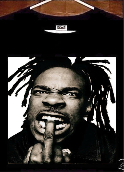 Busta Rhymes T shirt; Busta Rhymes T Shirt