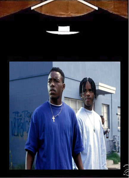 Menace II Society T shirt