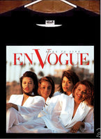 En Vogue T shirt; EnVouge Born To Sing Tee Shirt