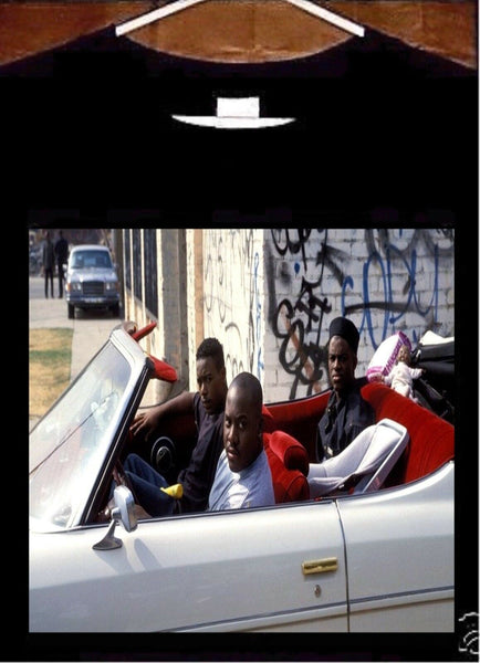 Menace 2 Society Tee Shirt