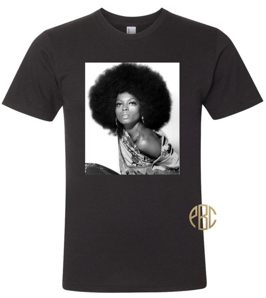 Diana Ross T Shirt