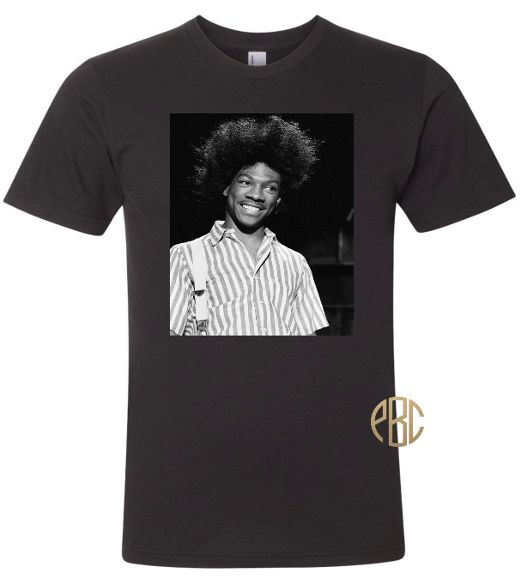 Eddie Murphy Buckwheat T Shirt, Eddie Murphy Saturday Night Live Buckwheat Tee shirt