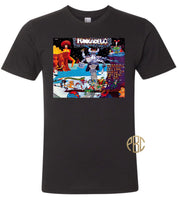 Funkadelic T Shirt, Funkadelic Standing On The Verge Of Getting It On T Shirt