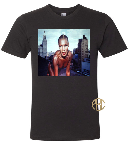 Grace Jones T Shirt, Legendary Grace Jones T Shirt