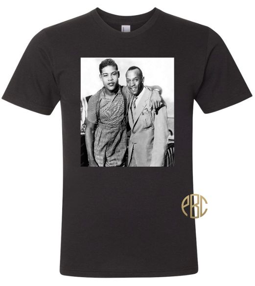 Joe Louis Jesse Owens T Shirt