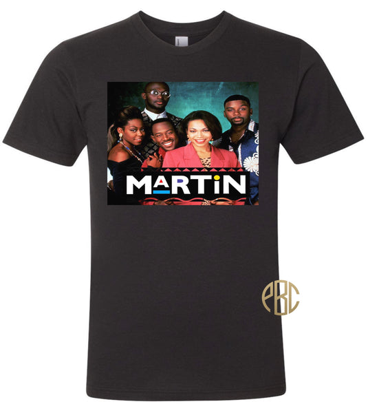 Martin Lawrence TV Show T Shirt
