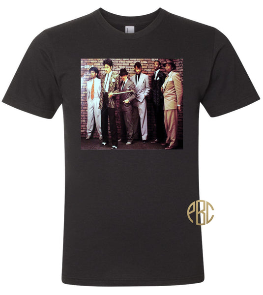 Morris Day T shirt; Morris Day and The Time Tee Shirt