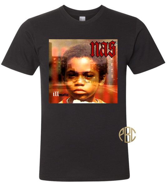 Nas Illmatic T Shirt