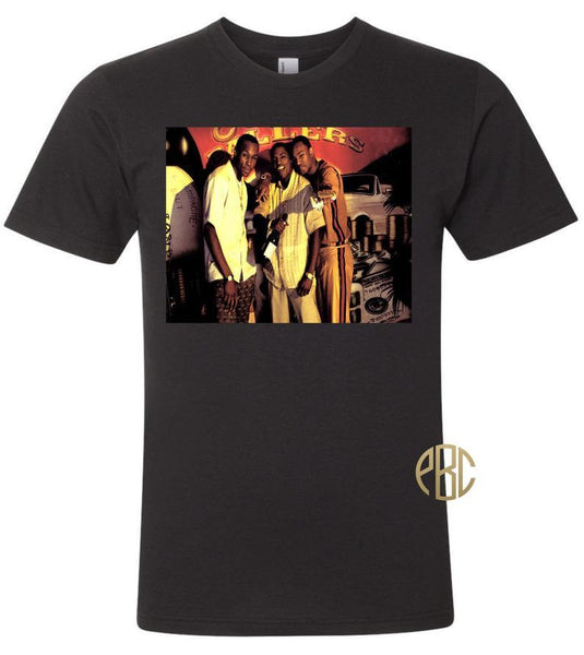 Paid In Full Movie T Shirt