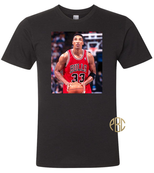 Scottie Pippen Tee Shirt