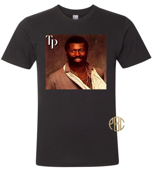 Teddy Pendergrass T shirt; Teddy Pendergrass shirt