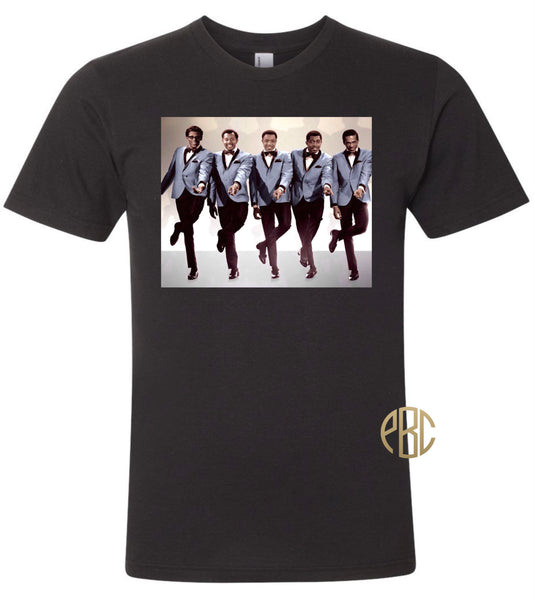 The Temptations T Shirt