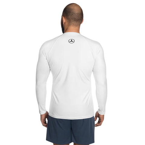 ///AMG Men's Rash Guard