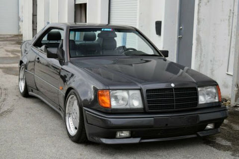 W124 AMG Hammer Widebody