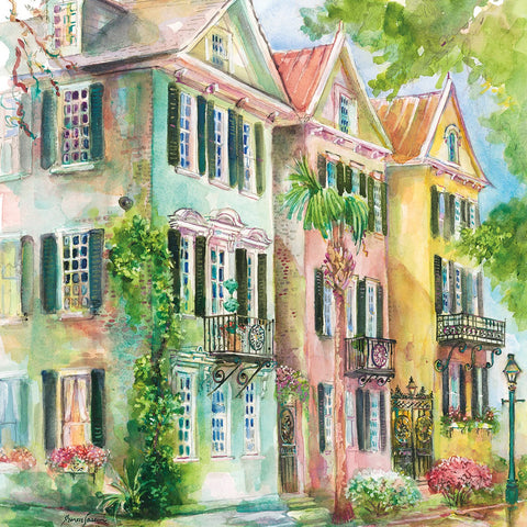 Southern Painted Ladies by Sharon Saseen
