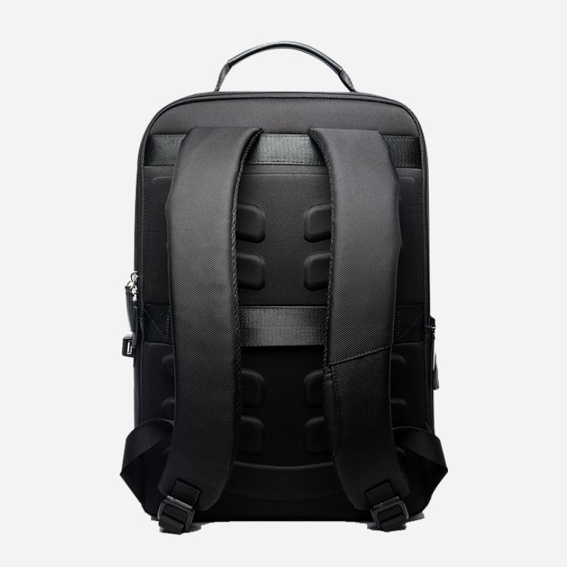 Breathable back Business travel backpack