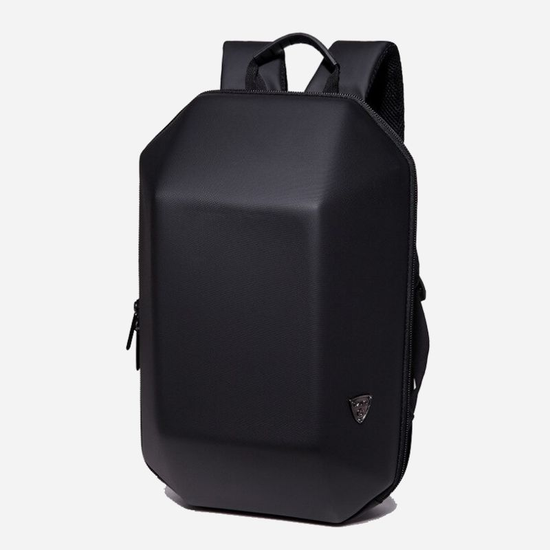 black harshell business backpack