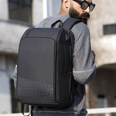 cherry business laptop backpack for professionals.