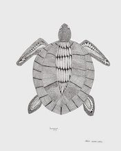 Load image into Gallery viewer, Bunbiya (Turtle) - Original Artwork