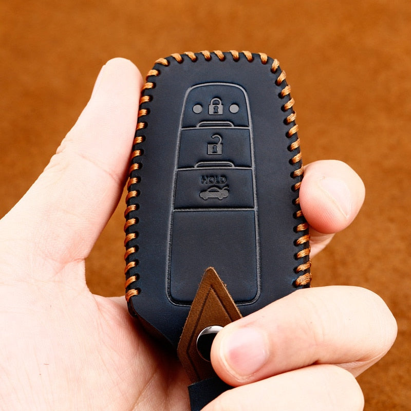 High Quality New Car Key Case Full Cover For Toyota Prius Camry Coroll Carsuppliesnear