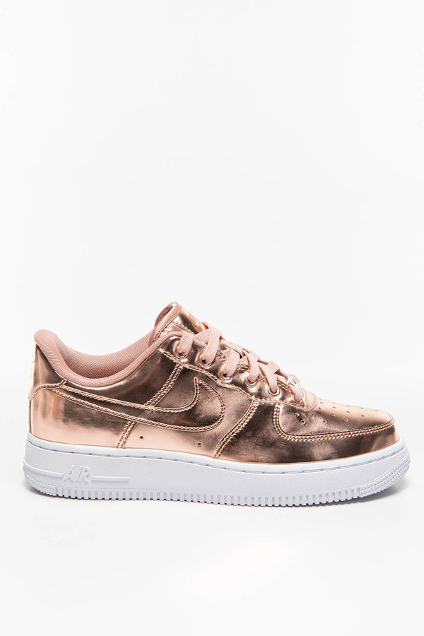 #00002  Nike obuv, sneakersy W AIR FORCE 1 SP CQ6566-900 PINK GOLD/WHITE