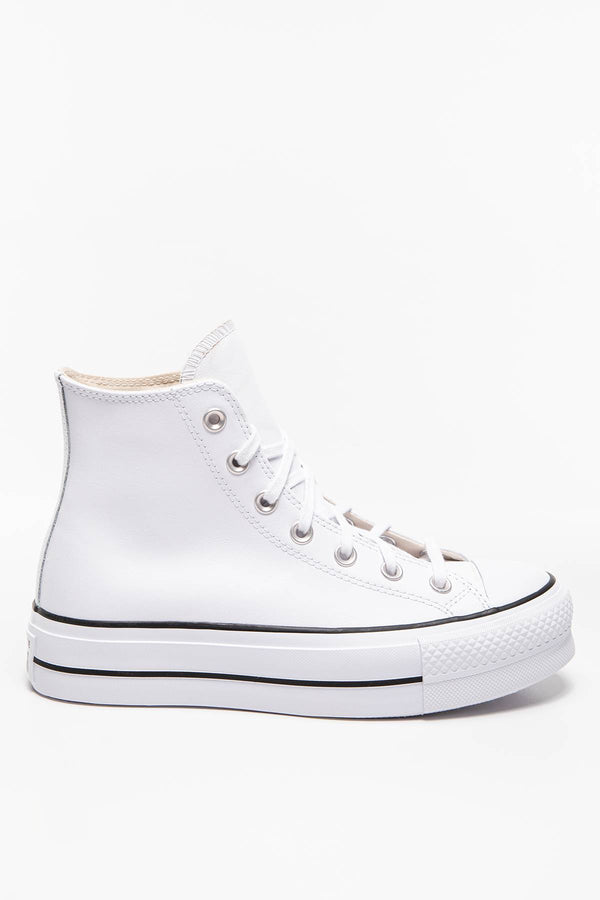 #00009  Converse obuv, tenisky Chuck Taylor All Star Lift Clean HI 561676C WHITE