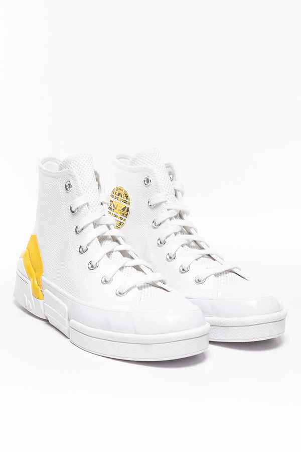 #00013  Converse obuv, tenisky CONVERSE CHUCK TAYLOR ALL STAR 48C WHITE / SPEED YELLOW / BLACK