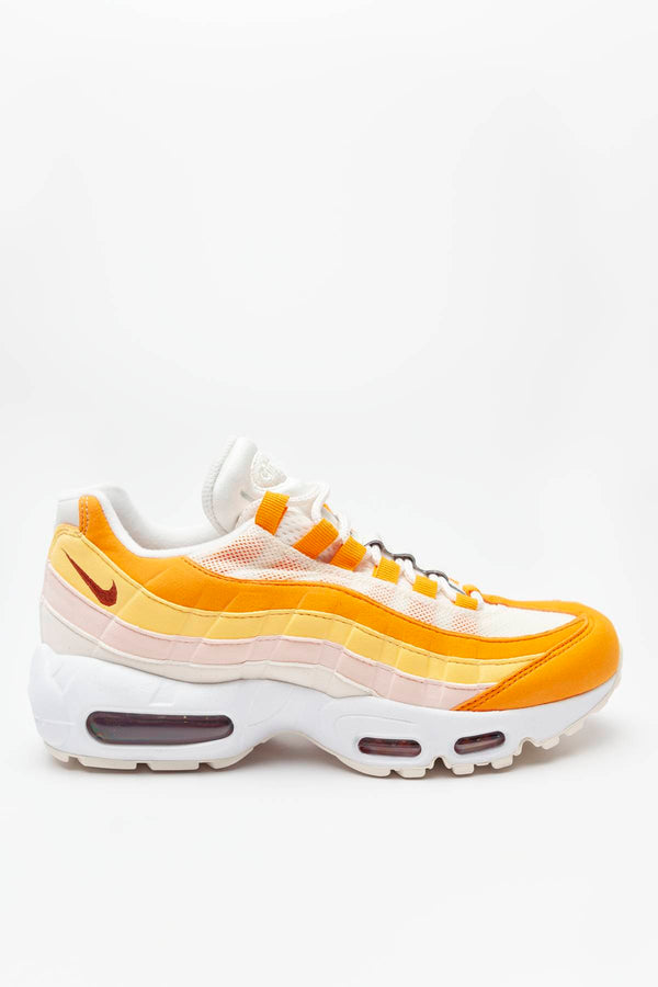 #00032  Nike obuv, sneakersy AIR MAX 95 114 PALE IVORY/FIREWOOD ORANGE