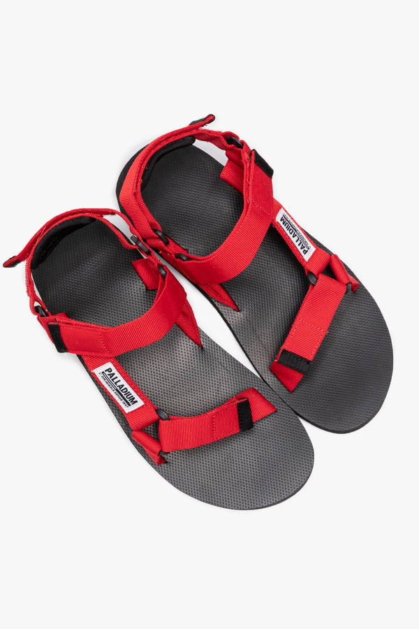 #00006  Palladium obuv SANDAŁY OUTDOORSY URBANITY 77071-614 RED