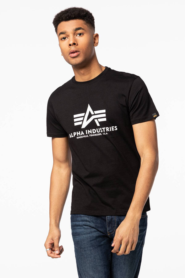 #00091  Alpha Industries tričko Basic T-Shirt 100501-03