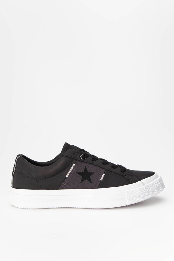 #00183  Converse obuv, tenisky ONE STAR 059 BLACK/ALMOST BLACK/WHITE