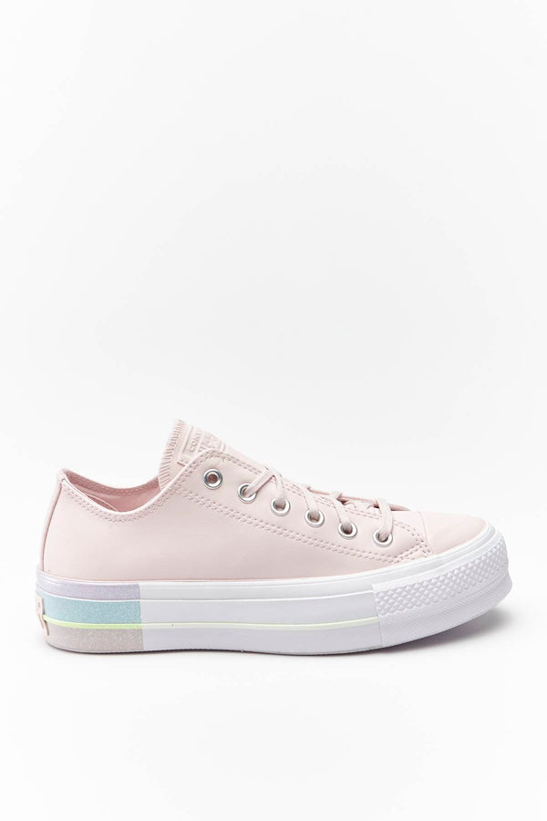 #00151  Converse obuv, tenisky CHUCK TAYLOR ALL STAR LIFT OX 250 BARELY ROSE/POLAR BLUE