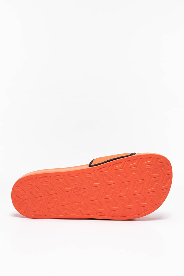 #00075  The North Face obuv, šľapky KLAPKI M BASE CAMP SLIDE III NF0A4T2RYXP1 ORANGE