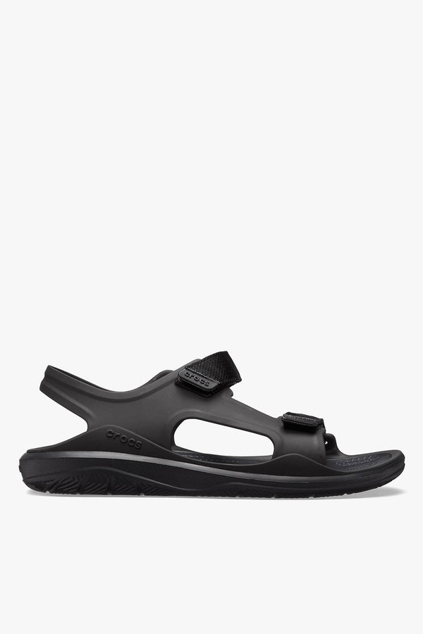 #00085  Crocs obuv SANDAŁY SWIFTWATER EXPEDITION MOLDED W BLACK/BLACK 206527-060 BLACK