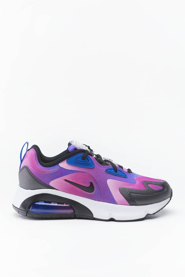 #00029  Nike obuv, sneakersy W AIR MAX 200 SE 400 HYPER BLUE/WHITE/VIVID PURPLE