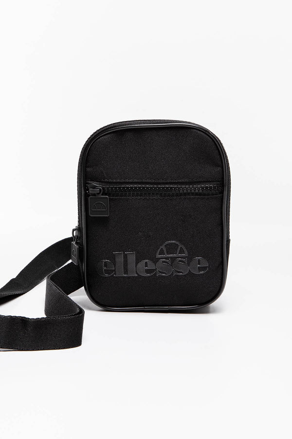 #00073  Ellesse taštička TEMPLETON SMALL ITEM BAG SAEA0709 BLACK MONO