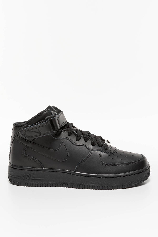 #00015  Nike obuv, sneakersy NIKE AIR FORCE 1 MID 195 BLACK