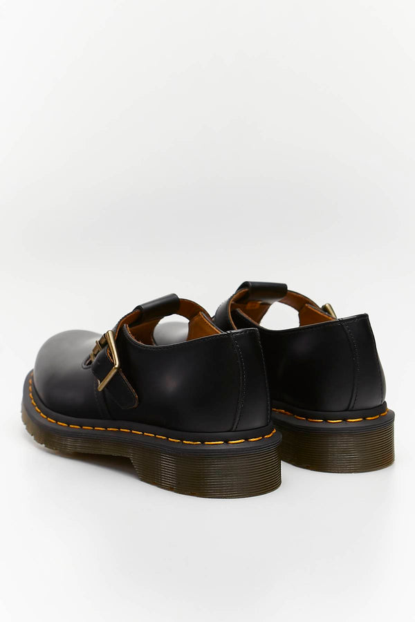 #00007  Dr.Martens obuv Polley Black Smooth