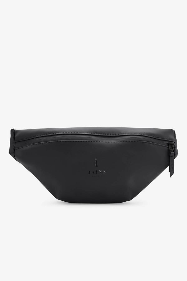 #00021  Rains taštička NERKA/SASZETKA Bum Bag 1303-01 BLACK