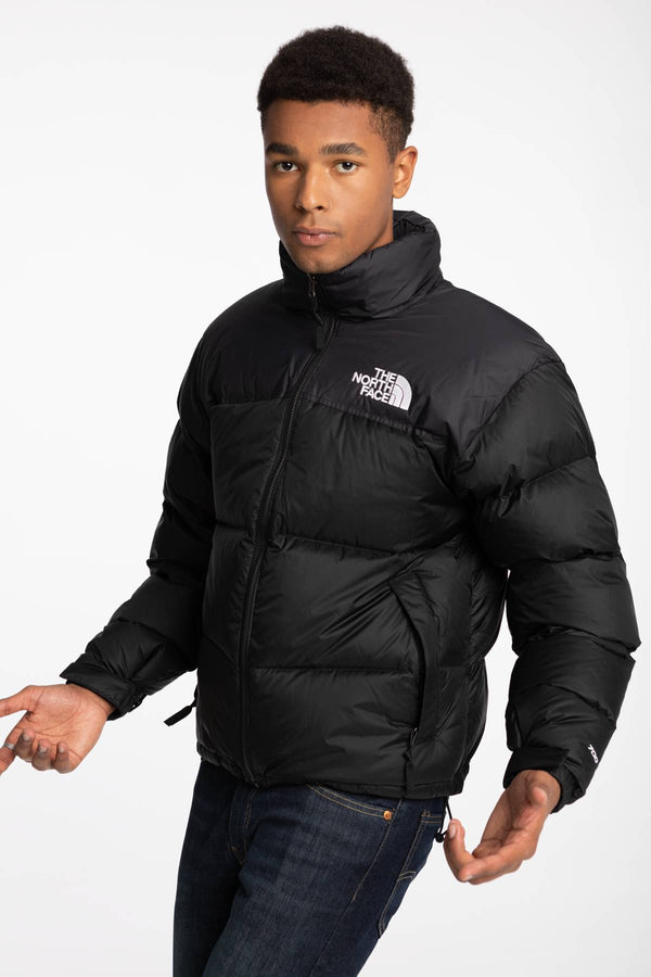 #00004  The North Face oblečenie, bunda M 1996 RETRO NPSE JACKET NF0A3C8DJK31 BLACK