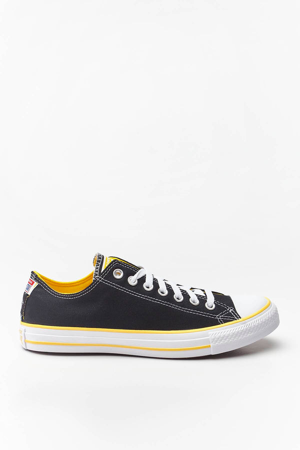 #00159  Converse obuv, tenisky CHUCK TAYLOR ALL STAR OX 175 BLACK/AMARILLO/WHITE