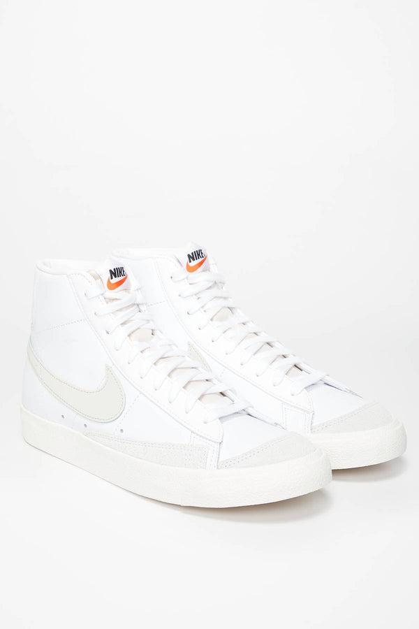 #00020  Nike obuv, sneakersy Blazer Mid'77 VNTG BQ6806-106 WHITE/LIGHT BONE-SAIL