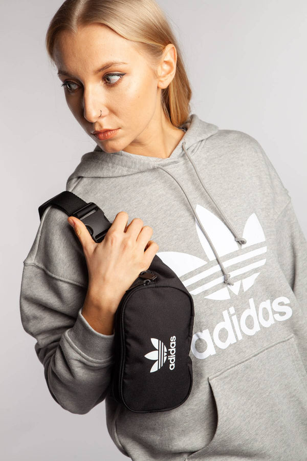 #00200  adidas taštička ESSENTIAL CROSSBODY 400 BLACK