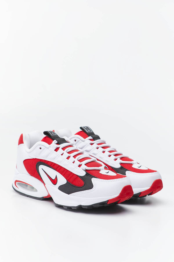 #00032  Nike obuv, sneakersy AIR MAX TRIAX 101 WHITE/GYM RED/BLACK/SOAR