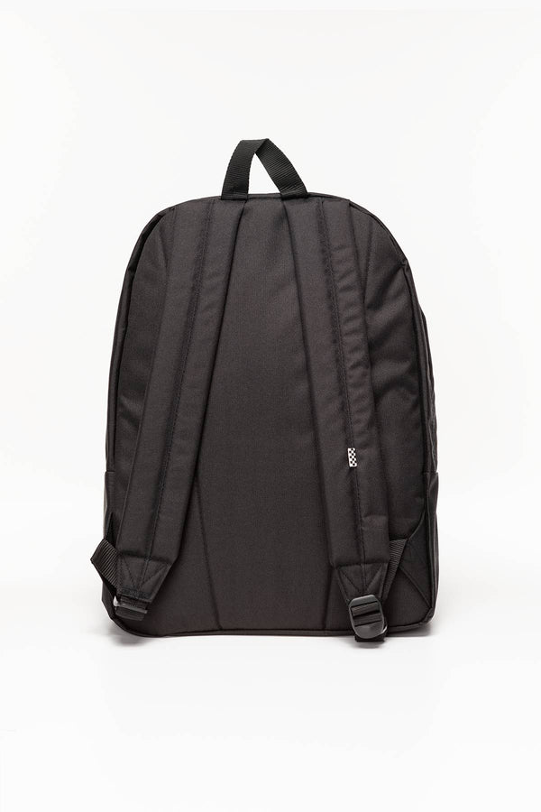 #00015  Vans tašky a batohy, batoh REALM BACKPACK BLK CLASSIC ROSE