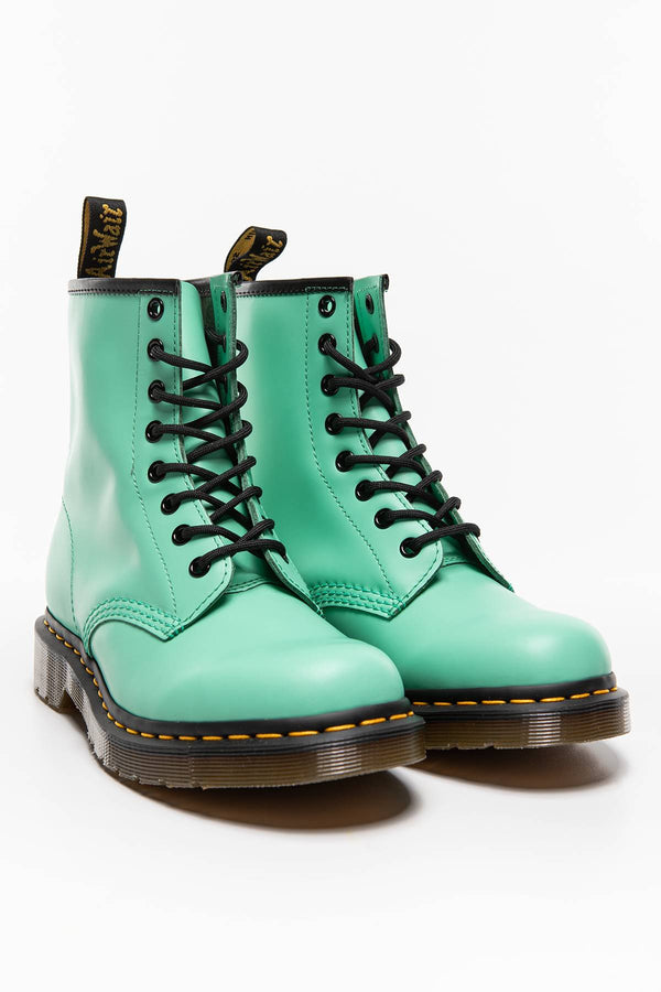 #00043  Dr.Martens obuv, členkové čižmy 1460 SMOOTH PEPPERMINT GREEN PEPPERMINT GREEN