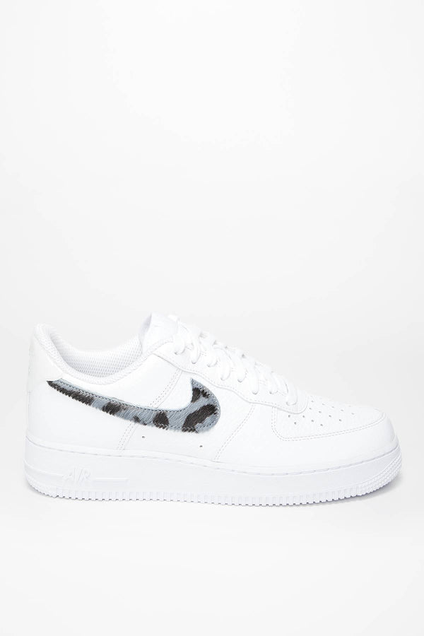 #00003  Nike obuv, sneakersy Air Force 1 LV8 CW7567-100 WHITE/THUNDERSTORM WHITE