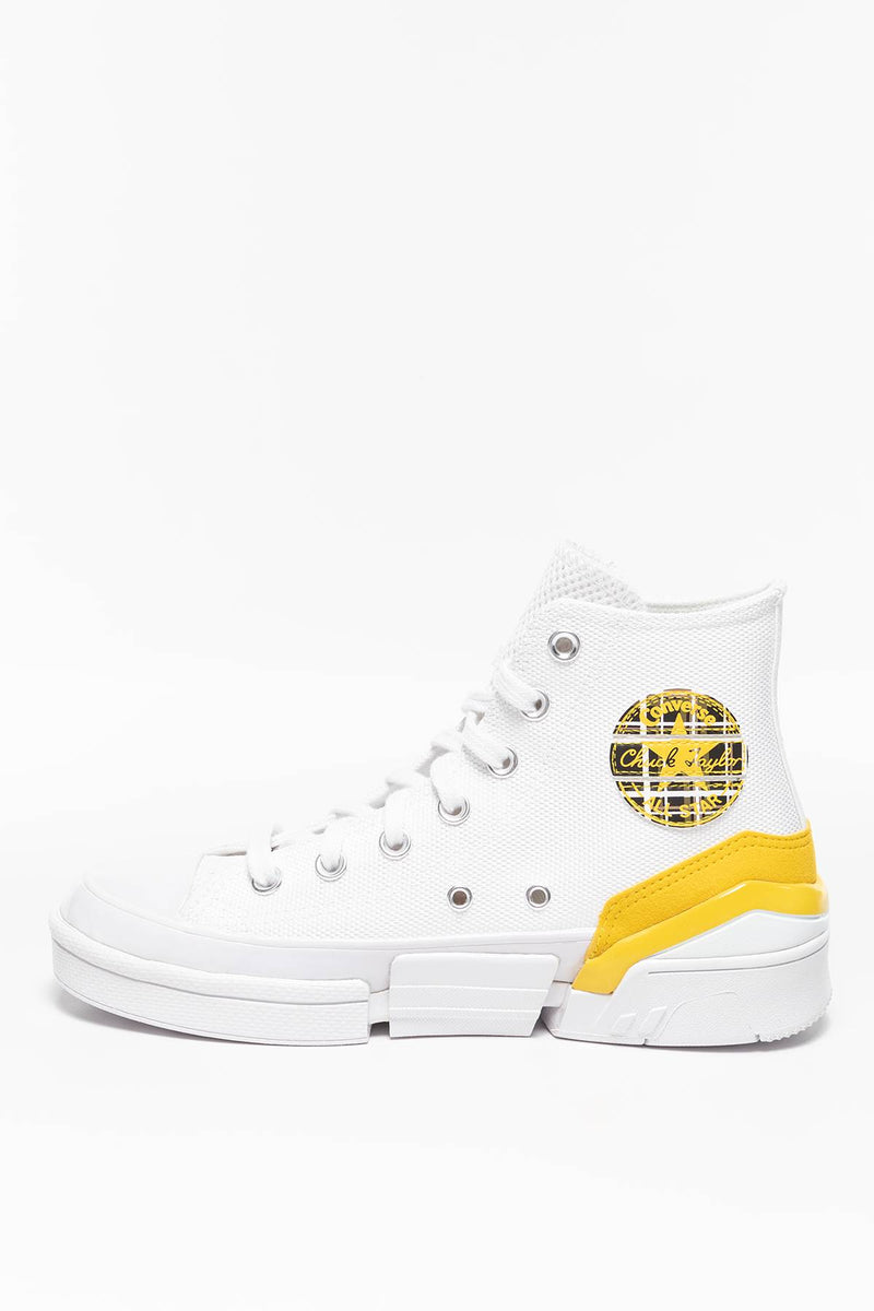 #00104  Converse obuv, tenisky CONVERSE CHUCK TAYLOR ALL STAR 48C WHITE / SPEED YELLOW / BLACK